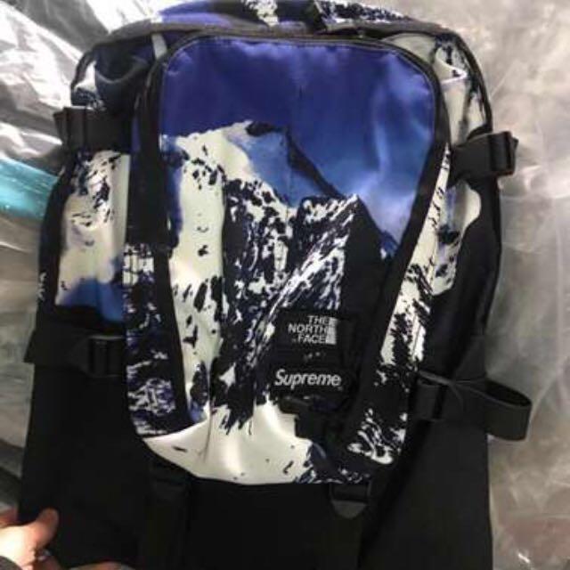Supreme x TNF Backpack
