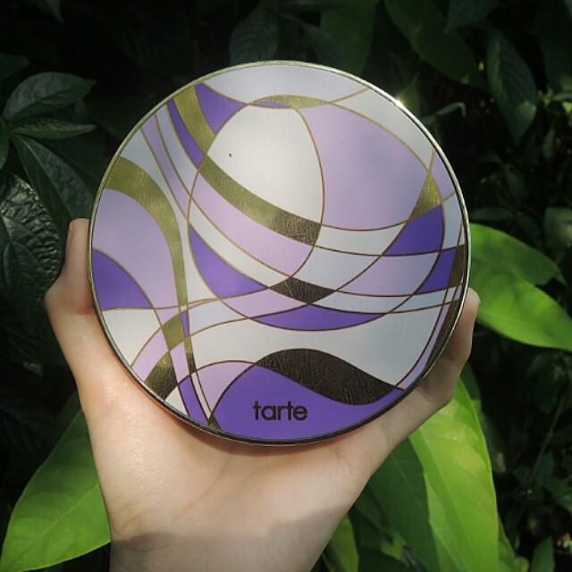 Tarte limited edition blush palette