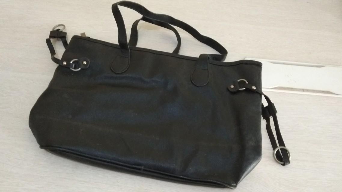 Tas shoulder bag kulit