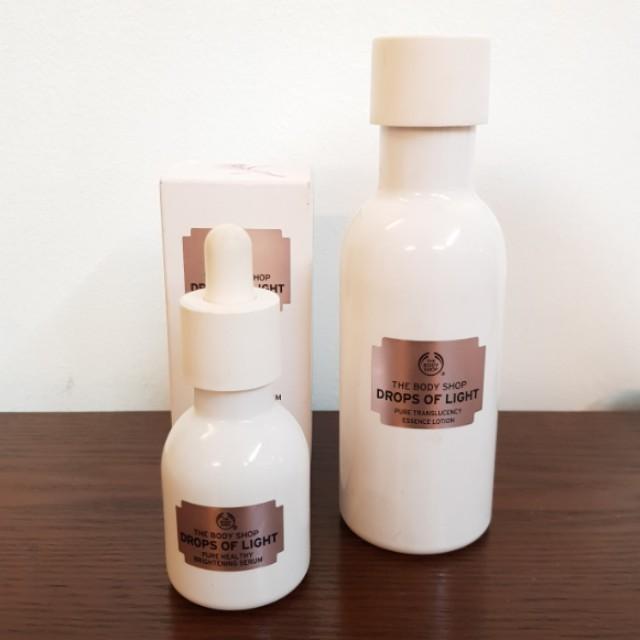 The Body Shop | Drops of Light Bundle