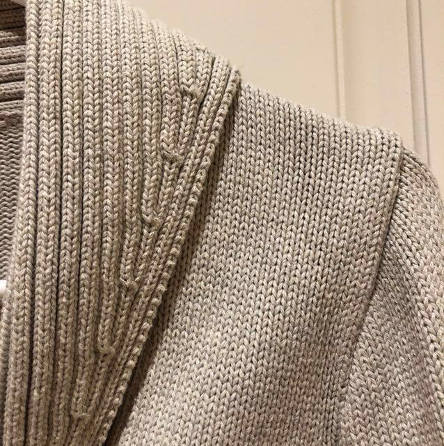 Thick knit J.Crew cardigan