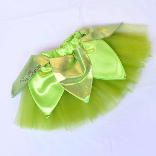Tinkerbell tutu skirt - -