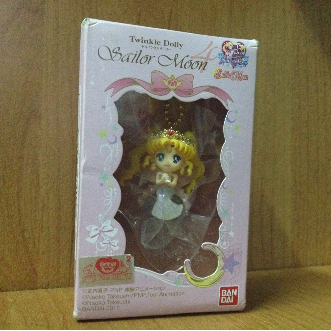 Twinkle Dolly Sailor Moon Vol. 4