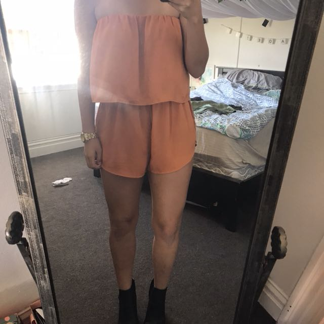 Worn once playsuit