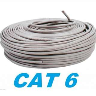 Cat 6 Lan Cable (Customise Length)