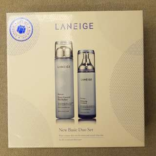 Laneige New Basic Duo Set