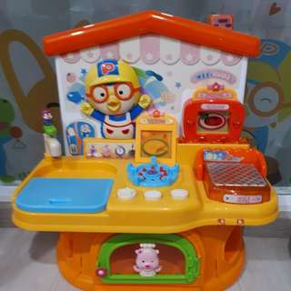 Pororo Chef Cooking Infant Toh