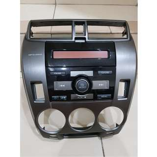 Used Car Audio System - Honda City 2012