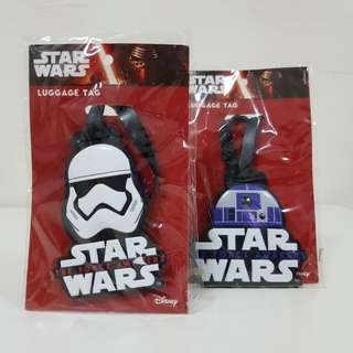 Star Wars Luggage Tag Set