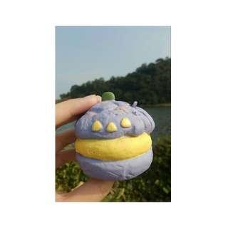 Sammy pumpkin puff squishy