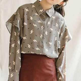 Preorder blouse