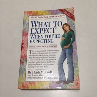 #IDoTrades What to Expect When You're Expecting Book