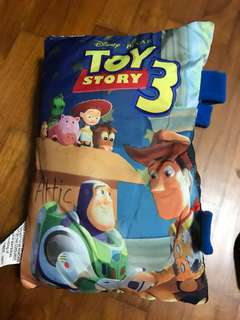 PL Toy Story 3 pillow storybook