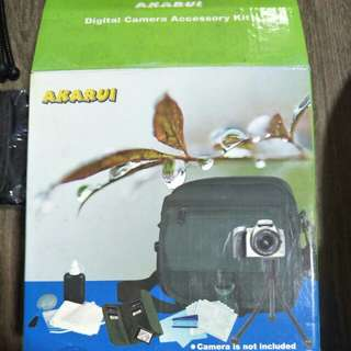 Digital Camera Accessory Kit