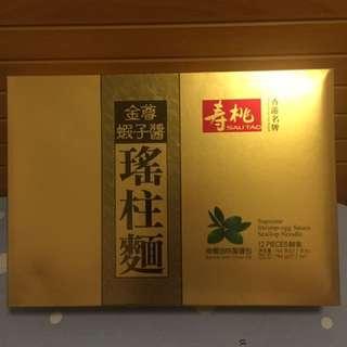 壽桃牌瑤柱麵/12個