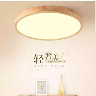 Round Ceiling Led Light (45cm) with 3 color modes