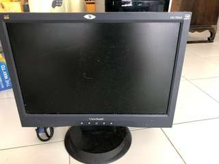 (2 for $50) Monitors!