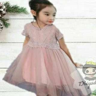 Dress Lace 5y