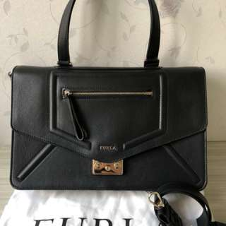 FURLA 90% new Handbag Suitcase 公事包手袋
