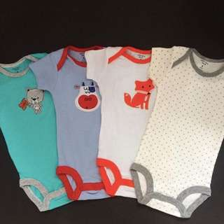 Infant rompers