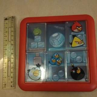 Angry bird puzzle foc