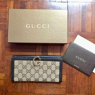 Gucci Long Wallet (Authentic)