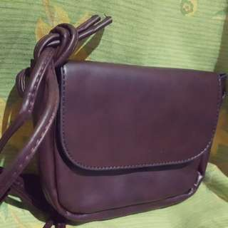 Anika Leather Bag
