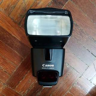 Canon Speedlite 430EX II