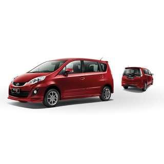 Perodua Alza 2018