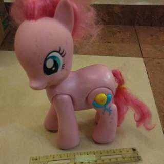 My Little Pony talking and walking pinkie pie