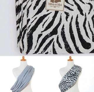 Geos Mereetmoi motif zebra