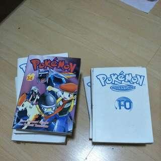 Pokemon Adventures Collection+ Miscellaneous