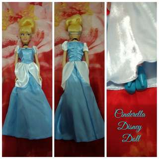 Cinderella Disney Doll