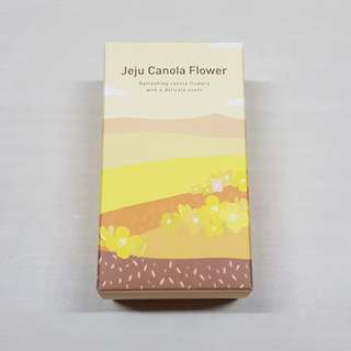 Innisfree Jeju Canola Flower set