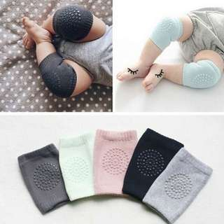 Infant knee guards