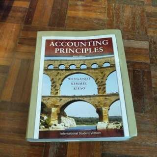 Accounting Principles 9th Ed.