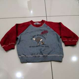 Pop Child Sweatshirt (2-3t)