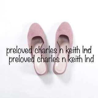 preloved charles n keith shoes