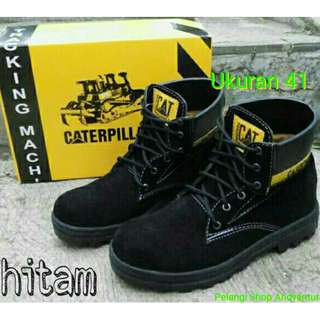 Boots black ukr 41