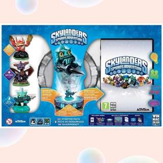 [PC version] Skylanders spyros adventure