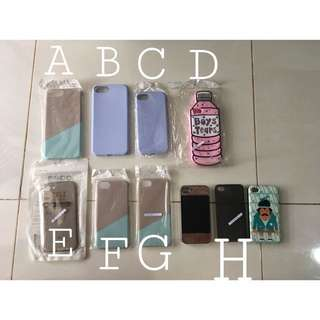 Iphone Case 4,5,7,7+ plus preloved