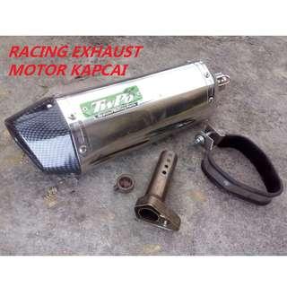 Racing Exhaust Motor Kapcai ekzos racing 4 stroke