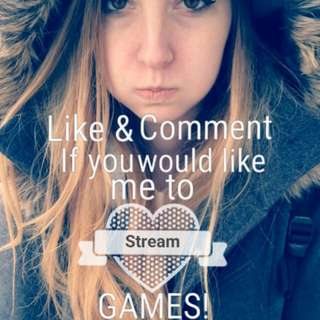 Twitch Streaming Games @ MsPandalyssa