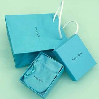 Tiffany packing bag