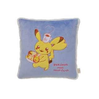 [PO] Pokemon Center Exclusive Cushion Pokemon meets Karel Capek Pikachu