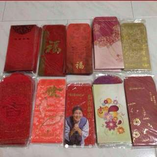 Assorted Angbao Red Packet