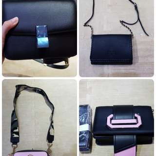 Sale branded bag