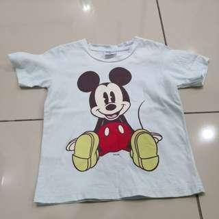 Mickey Shirt (3-4t)