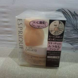 Kose Esprique Smooth on Liquid Foundation UV OC-410