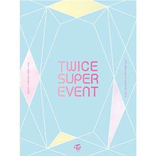 [PREORDER] TWICE Super Event (Limited Edition)